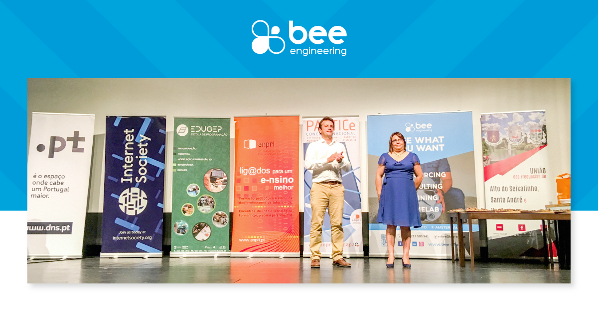 PAPTICe 2019 distingue jovens talentos com o apoio da Bee Engineering