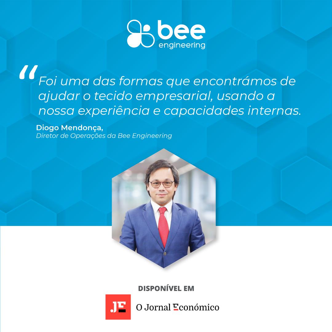 Participação no Especial Cibersegurança & IOT do Jornal Económico