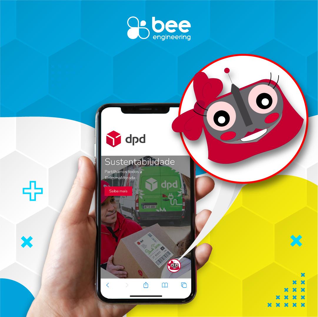 Bee Engineering desenvolve chatbot Maria para a DPD Portugal